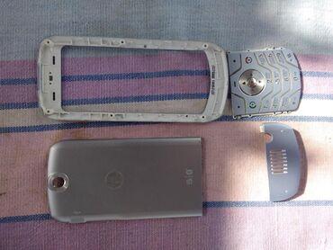 motorola-телефоны в Кыргызстан: Продаю накладку на телефон Motorola.Состоян отличное .Сатам накладка