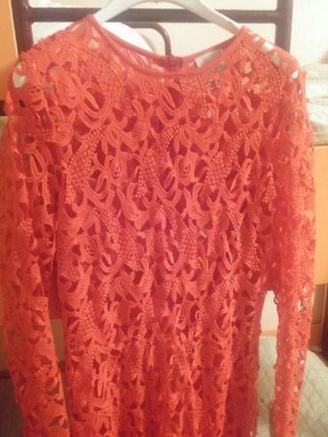Продаю шикарное платье под valentino брала за 14000с отдаю за 6000с в Бишкек