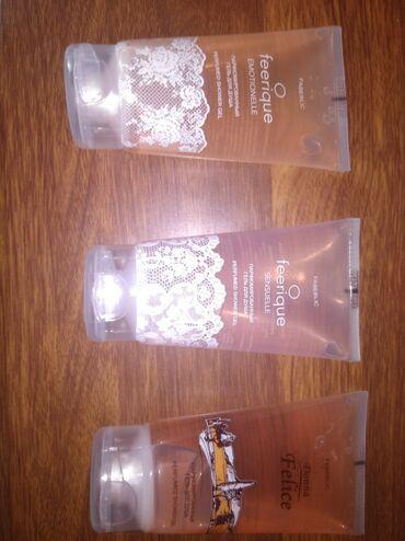 Original faberlik mallaridi,qutuda duxulardi,qalanlari parfumlu dus