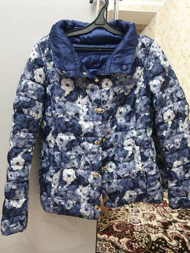 Двухсторонняя демисезонная куртка, покупала в Москве 5500 рублей