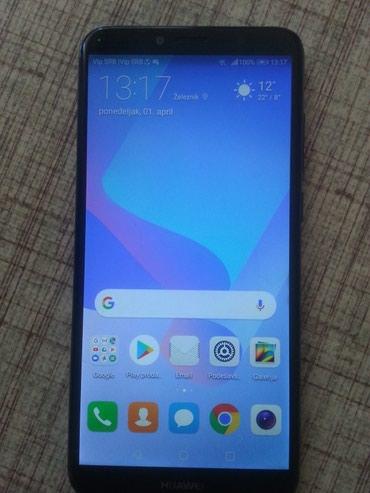 Huawei-y6 - Srbija: Odlican Huawei y6 2018 bez ogrebotine na ekranu sve odlicno radi