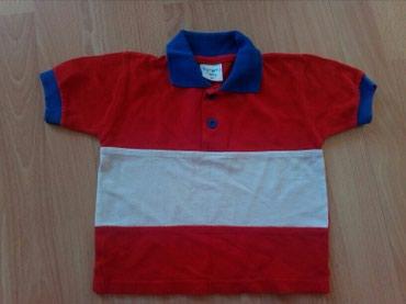 Sirina ramena sa - Srbija: Polo majica za dečake, kao nova. Samo 200din. Duzina sa ramenima 34cm