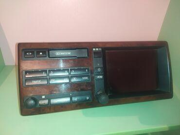 штатный иммобилайзер в Кыргызстан: Штатный магнитофон на БМВ Е38,Е39 в отличном состоянии
