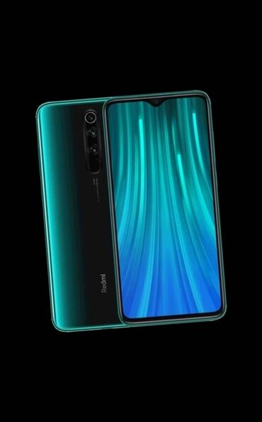 redmi note 8 pro 128gb цена в оше in Кыргызстан | ЧЕХЛЫ: Xiaomi Redmi Note 8 Pro | 128 ГБ | Черный | Сенсорный