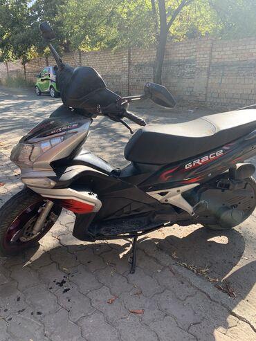 прием пластика в бишкеке в Кыргызстан: Продаю скутер грэйс, 150 кубов, в хорошем состоянии, незначительные