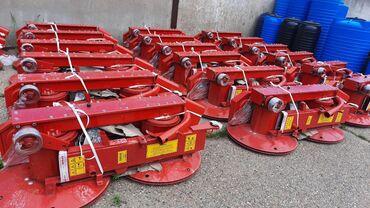 Сельхозтехника - Кыргызстан: Косилки роторные в наличии и на заказ, возможна доставка за доп