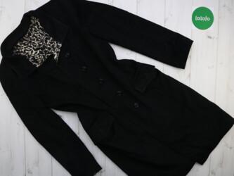 Женское прямое пальто    Длина: 96 см Рукав: 62 см Пог: 40 см Пот: 40