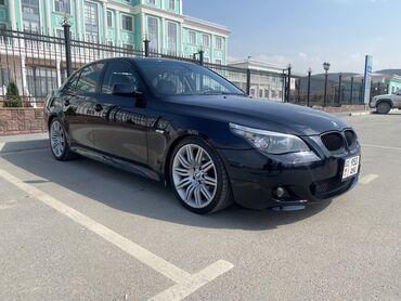 BMW - Автоматическая - Бишкек: BMW 550 4.8 л. 2008
