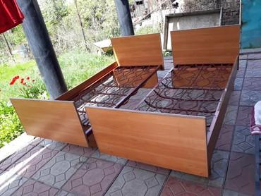 Кровать без матраса, можно по в Бишкек