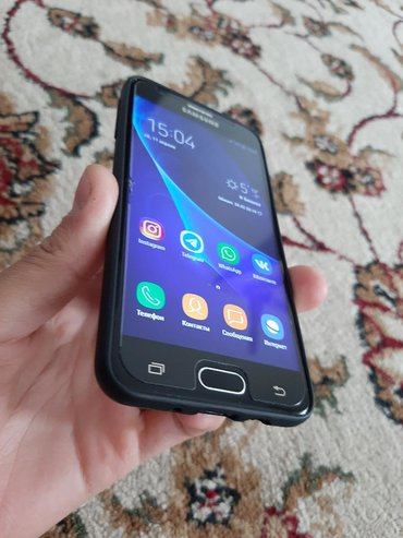 Samsung-m - Кыргызстан: Samsung Galaxy j5 prime 16g 2016 Duos Память: 16г !2 сим карты! Технич
