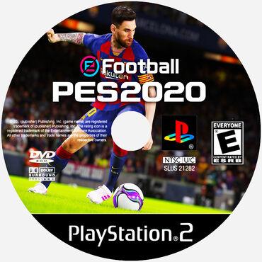 PES2020.Ps2 üçün.Yenidir.Sayı çoxdur