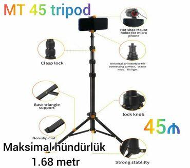 Mobil telefonlar üçün digər aksesuarlar - Azərbaycan: MT 45 tripod