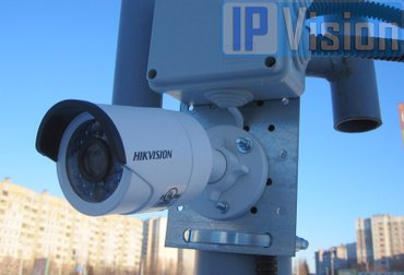 Ремонт, обслуживание и установка систем видеонаблюдения и сигнализаций в Бишкек