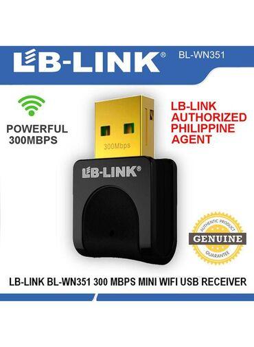 N150 Ultra Compact Wi-Fi USB Adapter Kopüterin USB portuna qoşa
