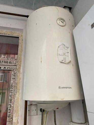 Ariston 80 lt.Qiymeti 110 man.Ünvan:Yasamal A91 (Irane kod1) wp yazin