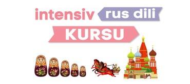 Bakı şəhərində Intensiv rus dili kursu
