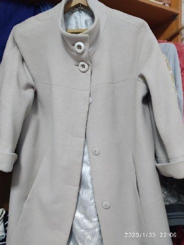 Продаю пальтишко фирма Синар. Размер 50-52. 600 сом