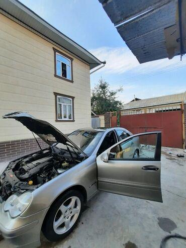 462 объявлений: Mercedes-Benz C 200 2 л. 2004 | 300000 км