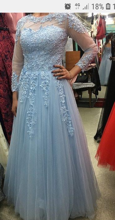 Женская одежда в Бактуу-Долоноту: Продаю платье почти новое, одевала один раз на свадьбу. Очень