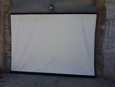 проектора-с-экраном в Кыргызстан: Экран для видео проектора 2.60 см × 2.00 см Не большой торг
