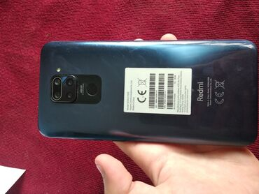 Электроника - Полтавка: Xiaomi Redmi Note 9 | 128 ГБ | Синий | С документами