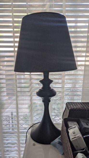 47 объявлений: Настольная лампа, в отличном состоянии, как новая. Оплата только