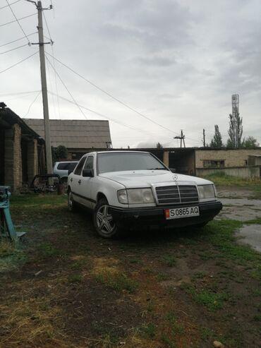 Автомобили - Теплоключенка: Mercedes-Benz W124 2.3 л. 1989