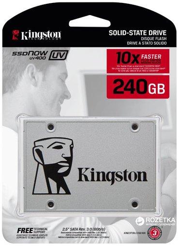 Bakı şəhərində Ssd kingston 240 gb v300 sata3 (sv400s37a/240g)