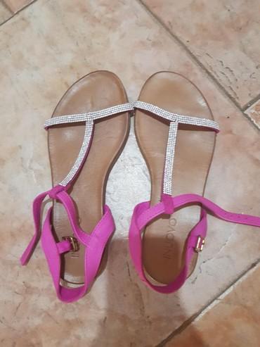 Jednom obuvene kozne sandale, br. 37 - Belgrade