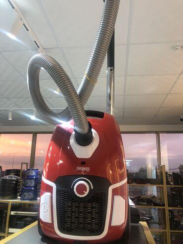 Мощный пылесос Thomas Производство Германия. 3года гарантии мощностью