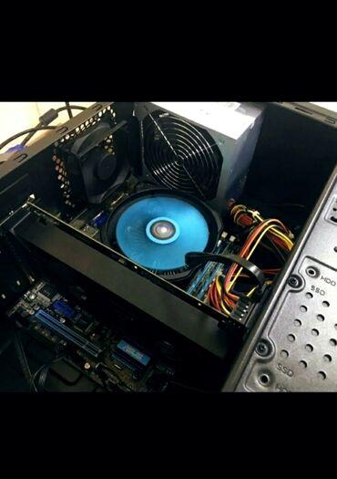 Компьютер для всех задач :Процессор : i5 3570 3.40-3.80GhzМатеринская