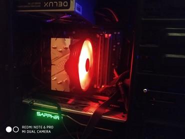современный компьютер в Кыргызстан: Мощный, игровой компьютер  *материнская плата: GIGABYTE GA-PH67A-D3-B3