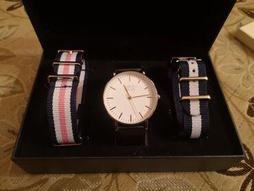 YES or NO ručni sat, dobijen na poklon iz Švajcarske. Sat je nošen s