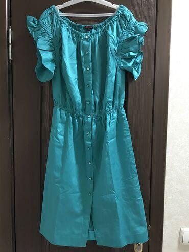 botilony esprit в Кыргызстан: Продаю платье, в хорошем состоянии, размер 46, фирма ESPRIT