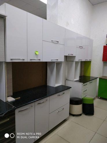 Кухня акриловая от10тыс погоны метра в Бишкек