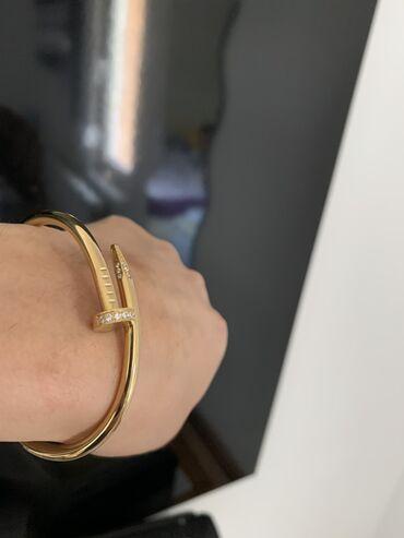 Cartier narukvica 16 cm. Novo. Celik. U ponudi imamo i ekserprstenje