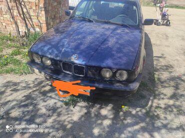 BMW - Газ - Бишкек: BMW 520 2 л. 1993 | 250000 км
