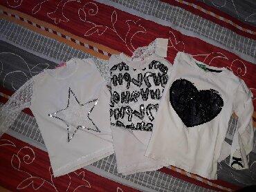 Dečiji Topići I Majice | Indija: Majicice vel.4 sve tri za 600