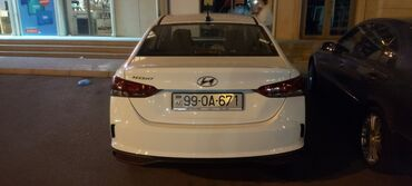 pirallahi - Azərbaycan: 2020.Hyundai Accent.şəxsi maşınımdır.Ailə sürücüsü istəyənlər əlaqə