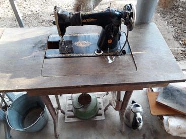 Электроника в Бактуу-Долоноту: Швейные машины