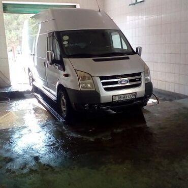 turbo az mersedes 220 dizel - Hacıqabul: Ford Transit 2.4 l. 2006 | 294000 km
