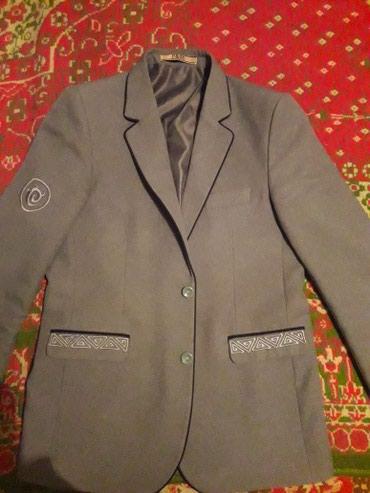 Пиджак мужской (форма) для 9-11 класс в Сокулук