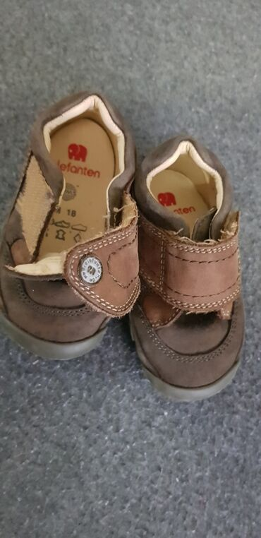 Patike-cipela za bebe, prva slika br 18, druga i treca slika br 19