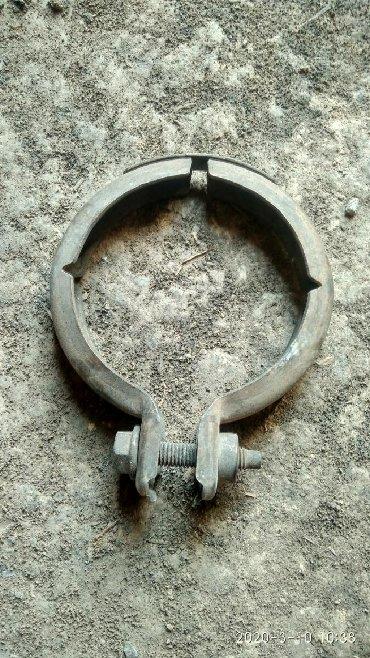 хомут в Кыргызстан: Латуновый хомут соединитель глушителя на Спринтер 2,7 сди