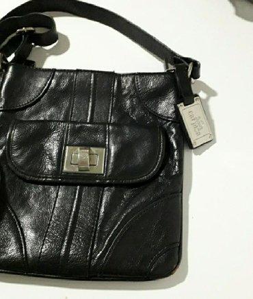 Caprisa vera pelle torbica kožnaDimenzije 23 cm x25 cm,torbica