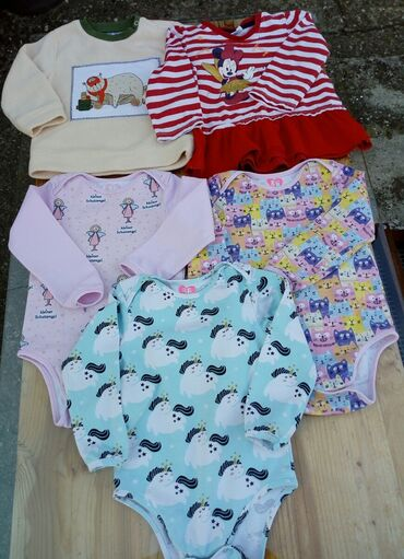 Dečija odeća i obuća - Indija: Paket br.86