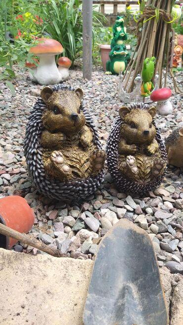 Продаю садовые фигурки из полистоуна. Токмак