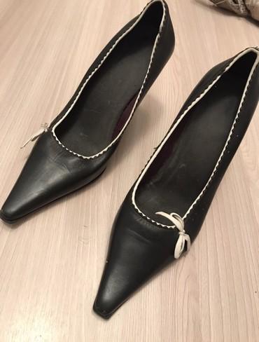 Туфли кожа 36 размер в Бишкек