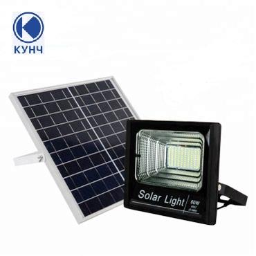 инверторы для солнечных батарей kostal в Кыргызстан: Прожектор на солнечных батареях 60W