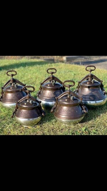Кухонные принадлежности - Кыргызстан: Афганский Казан 8л 10л 15л 20л 30л есть в наличии